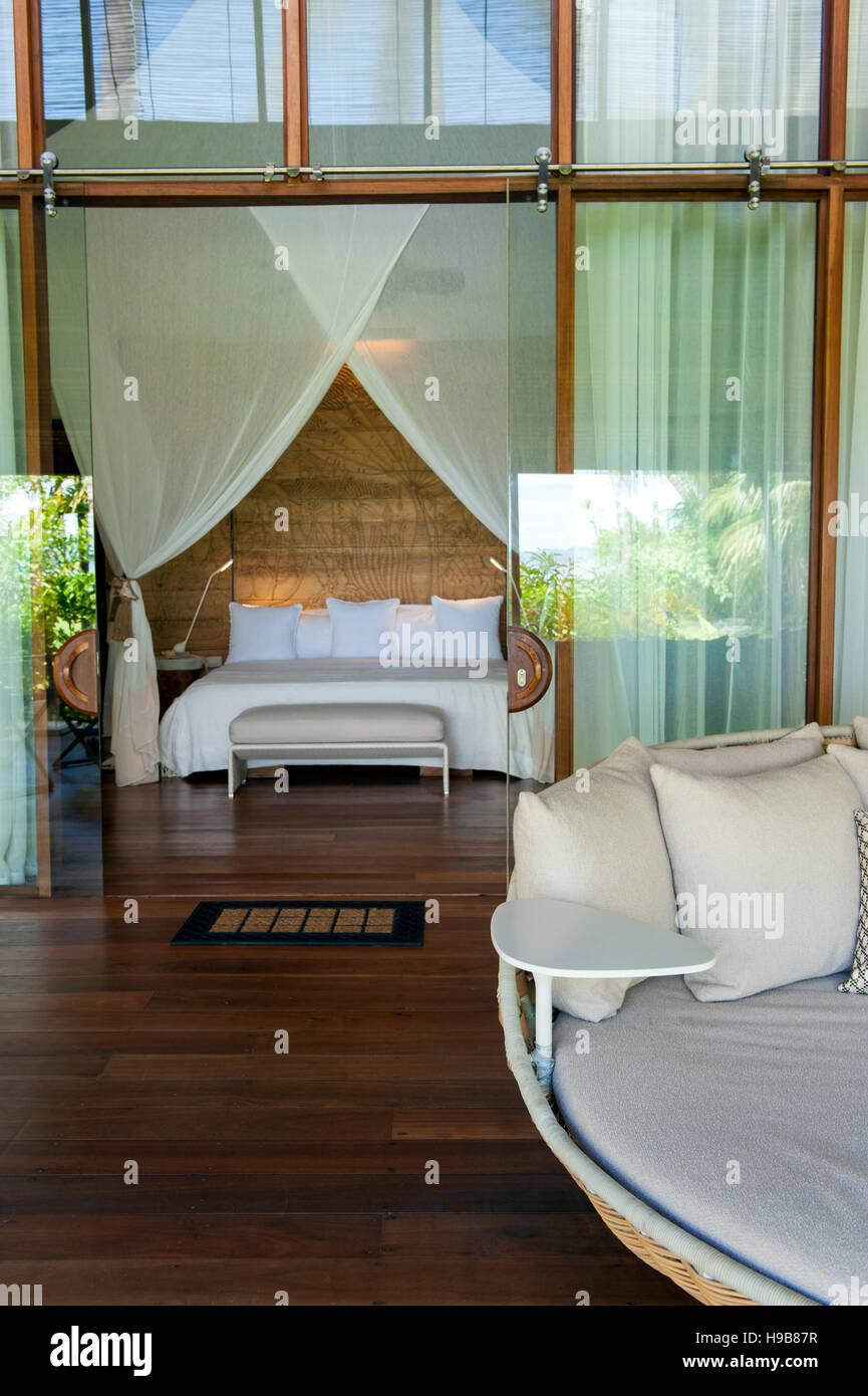 Dedon Island Resort, Die