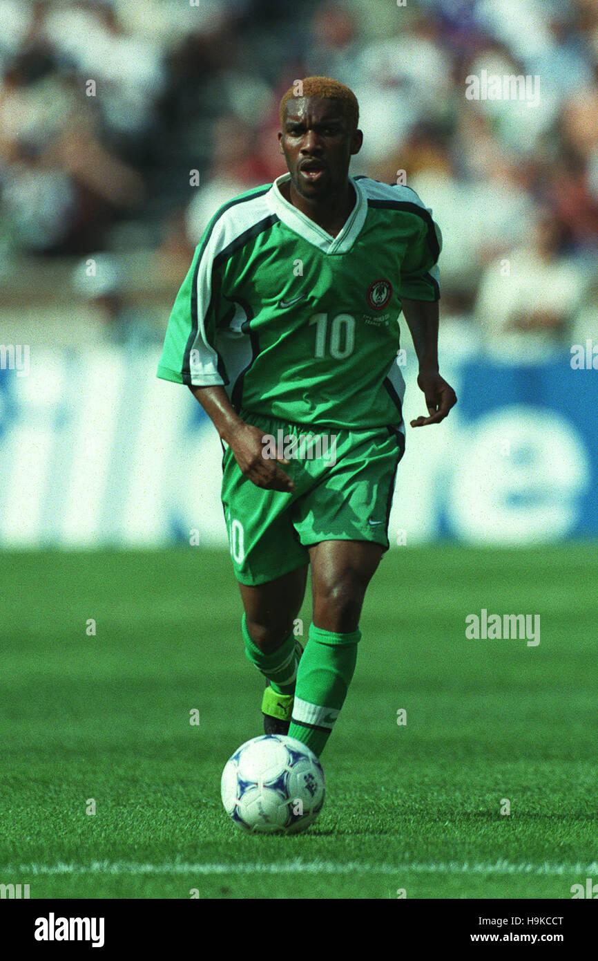 Jay Jay Okocha Fenerbahce
