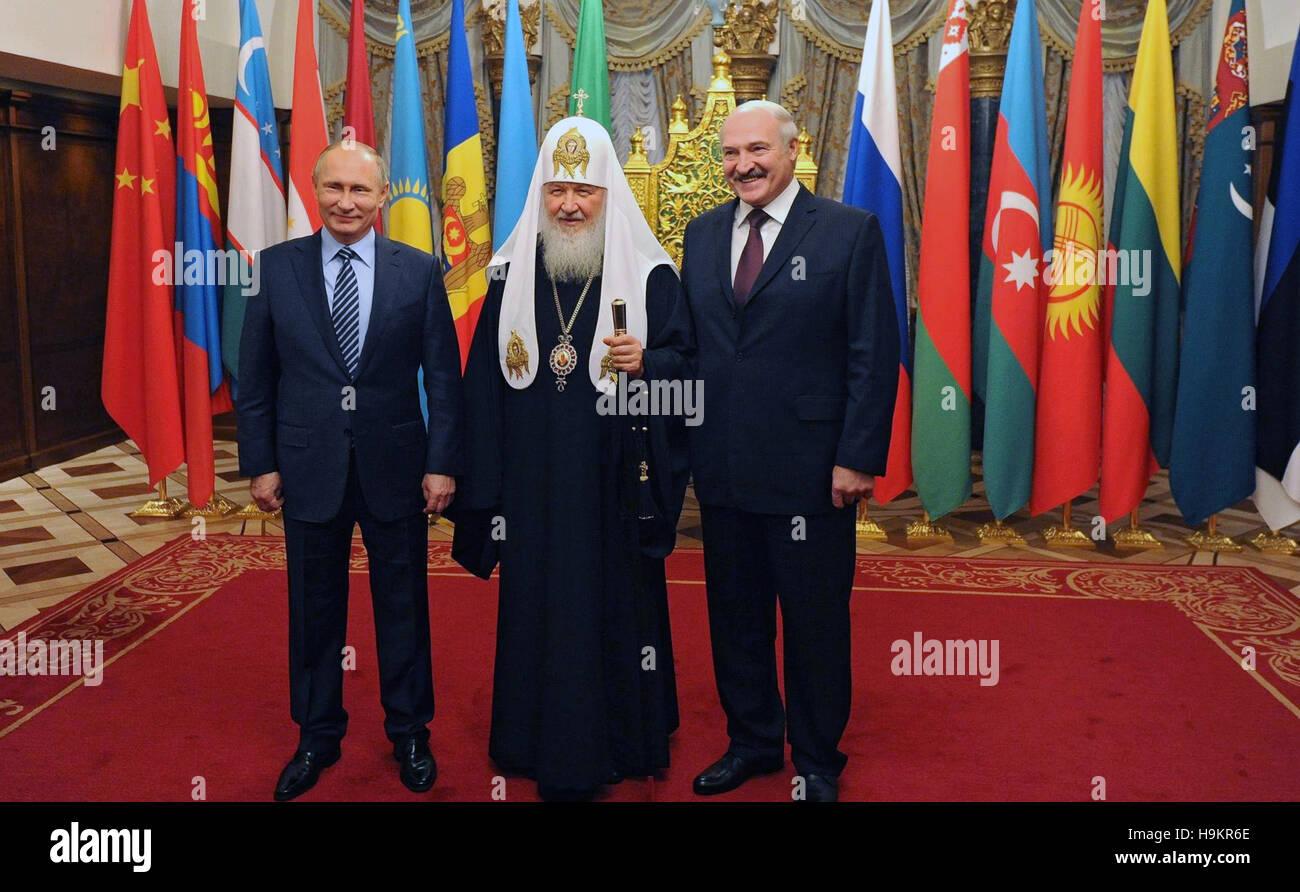 Der Russische Prasident Vladimir Putin Tritt Belarus Prasident