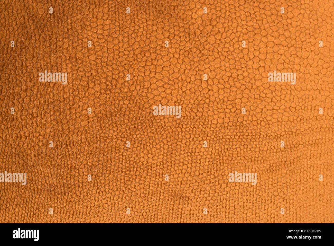 Wildleder Leder Hintergrund / Muster Stockbild