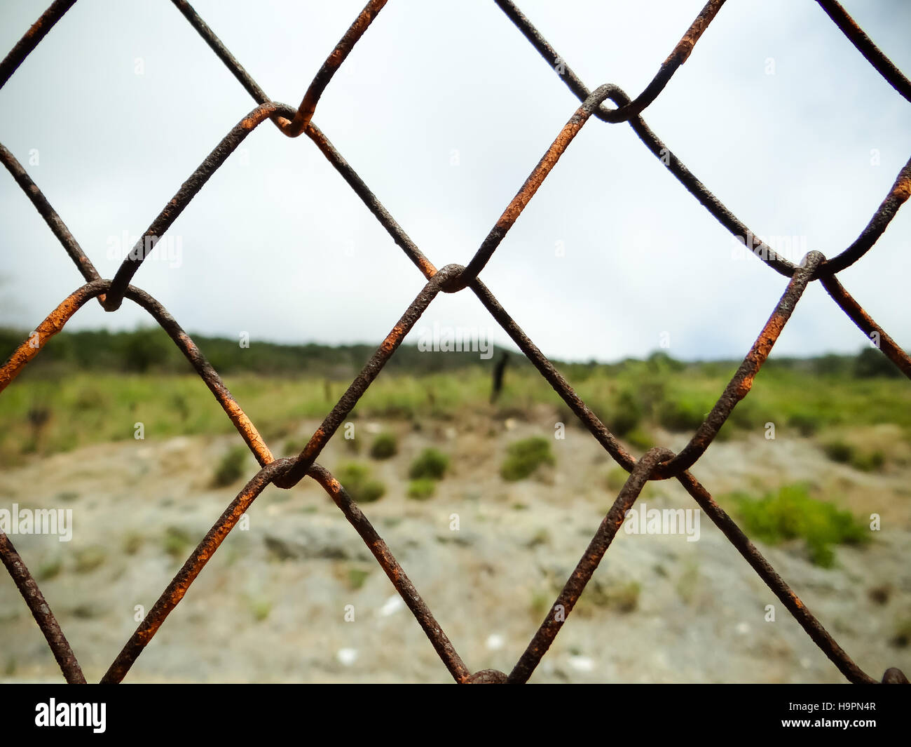 Iron Wire Stockfotos & Iron Wire Bilder - Alamy