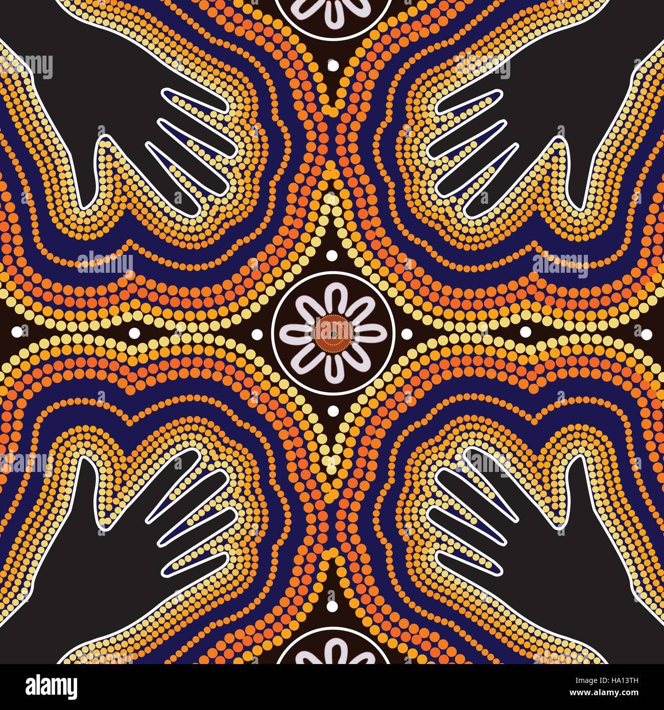 Aborigines Kunst
