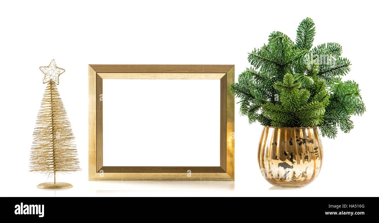 Erfreut Rahmen Weihnachtsbaum Bilder - Benutzerdefinierte ...