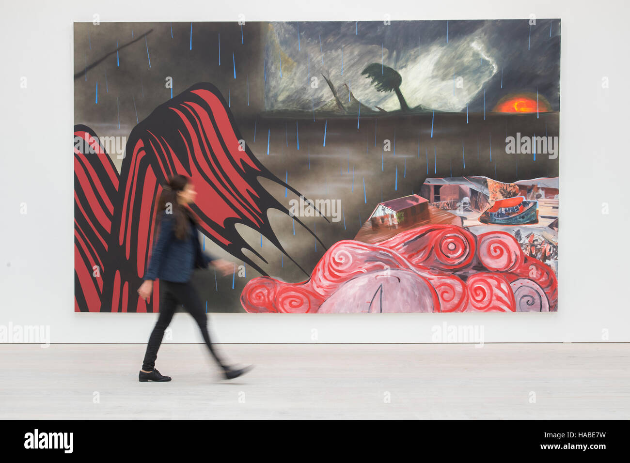 Deluge Painting Stockfotos & Deluge Painting Bilder - Alamy