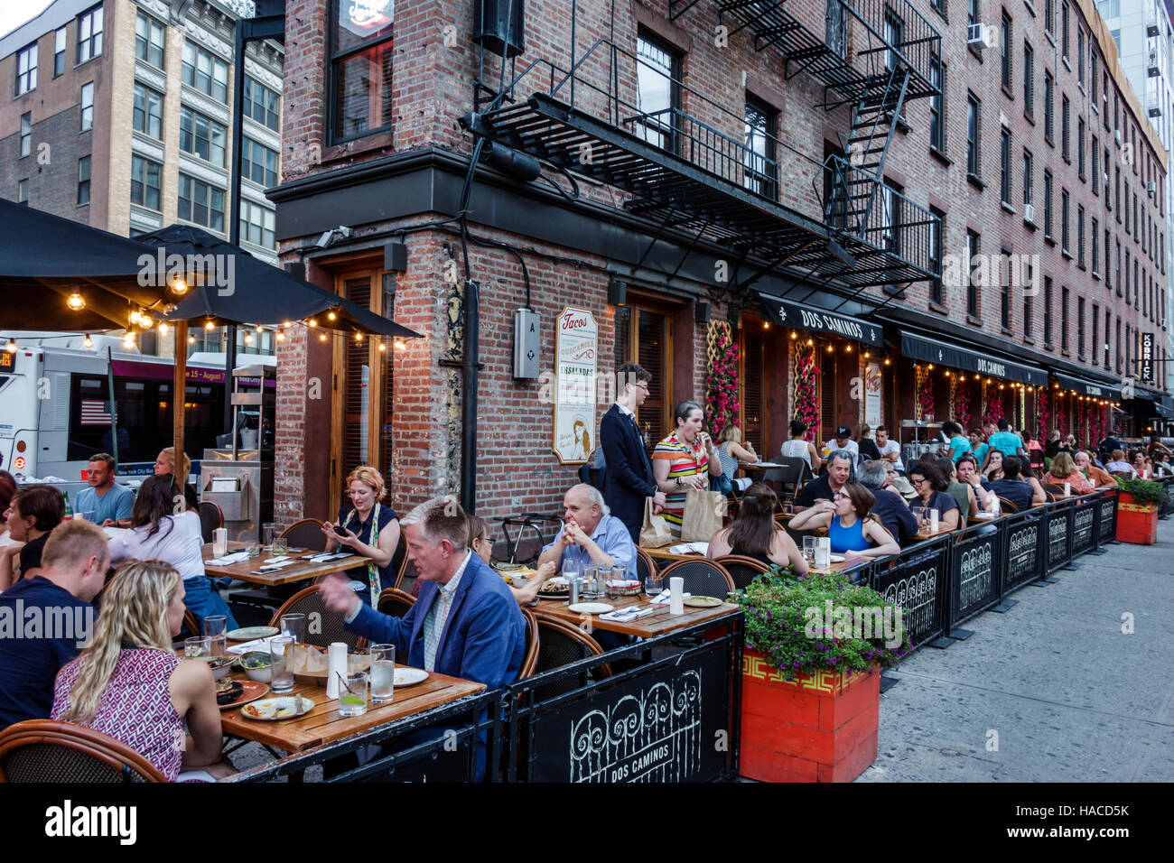 Manhattan New York City Nyc Ny Meatpacking District Viertel 675
