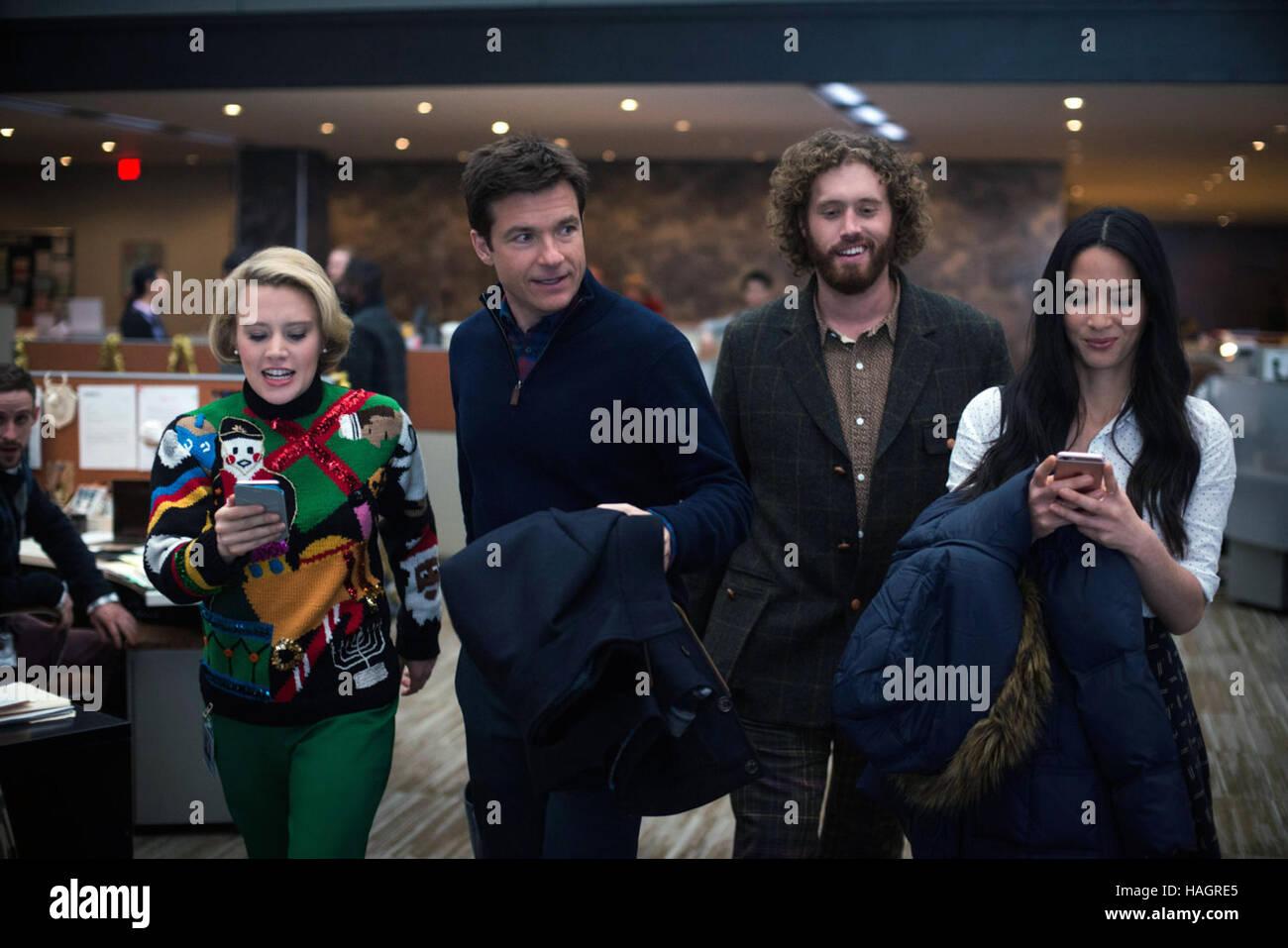 Weihnachtsfeier Geschichte.Büro Weihnachtsfeier Ist Eine Kommende American Christmas Komödie