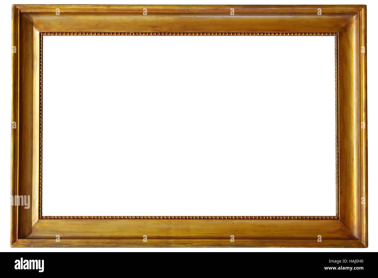 Goldene Bilderrahmen Stockfoto, Bild: 127014748 - Alamy