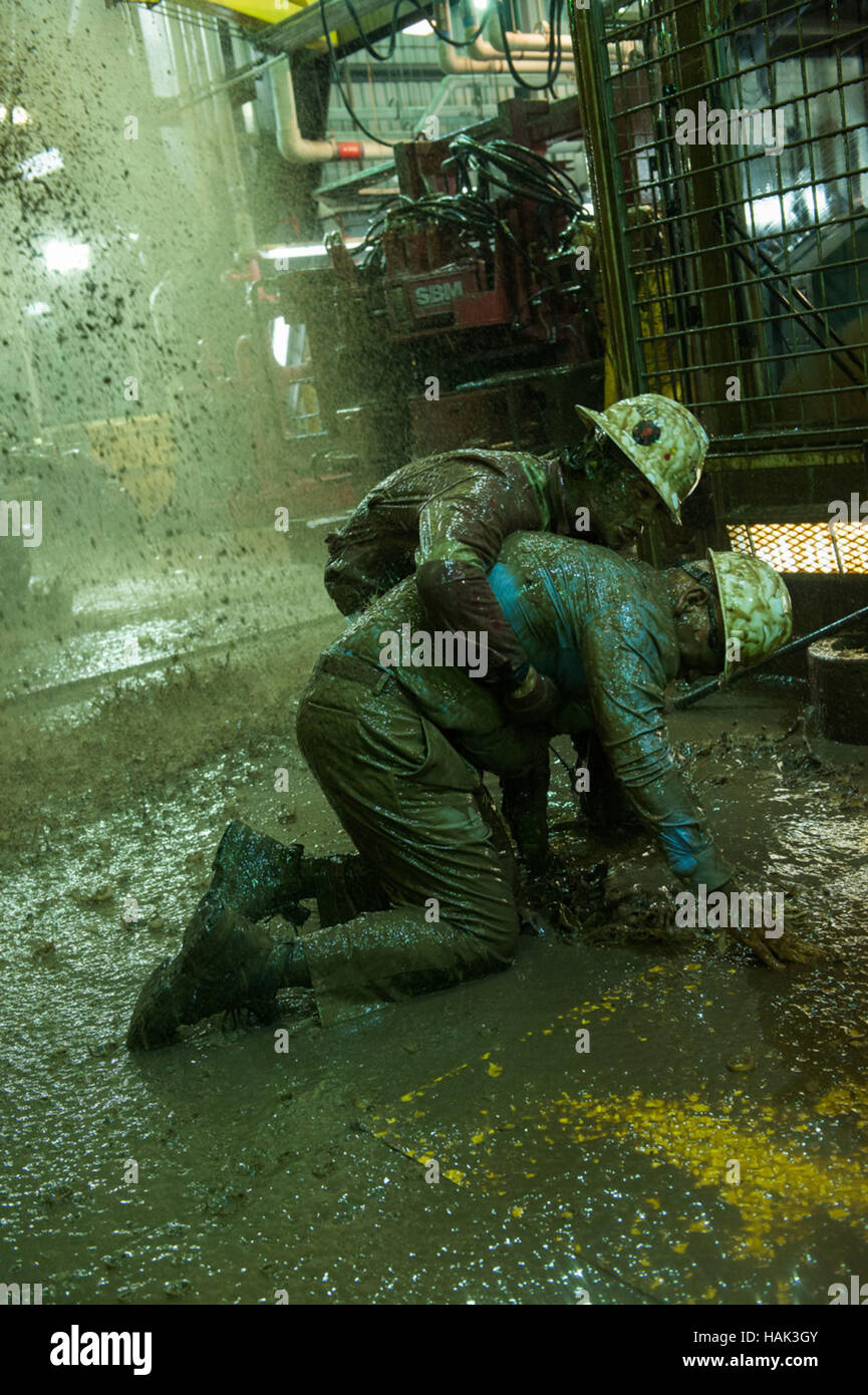 DEEPWATER HORIZON (2016) PETER BERG (DIR) MOVIESTORE SAMMLUNG LTD Stockbild