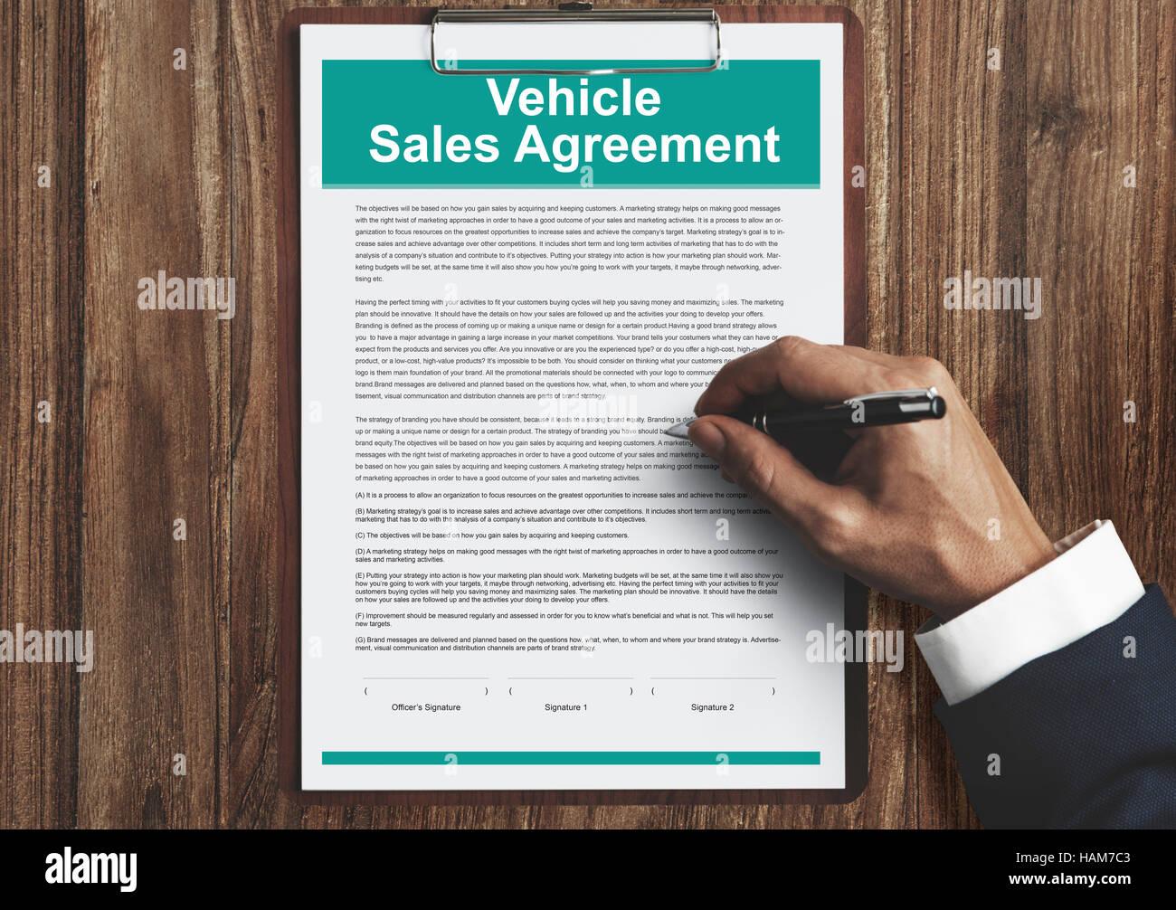Ziemlich Fahrzeugkaufvertrag Zeitgenössisch - Bilder für das ...