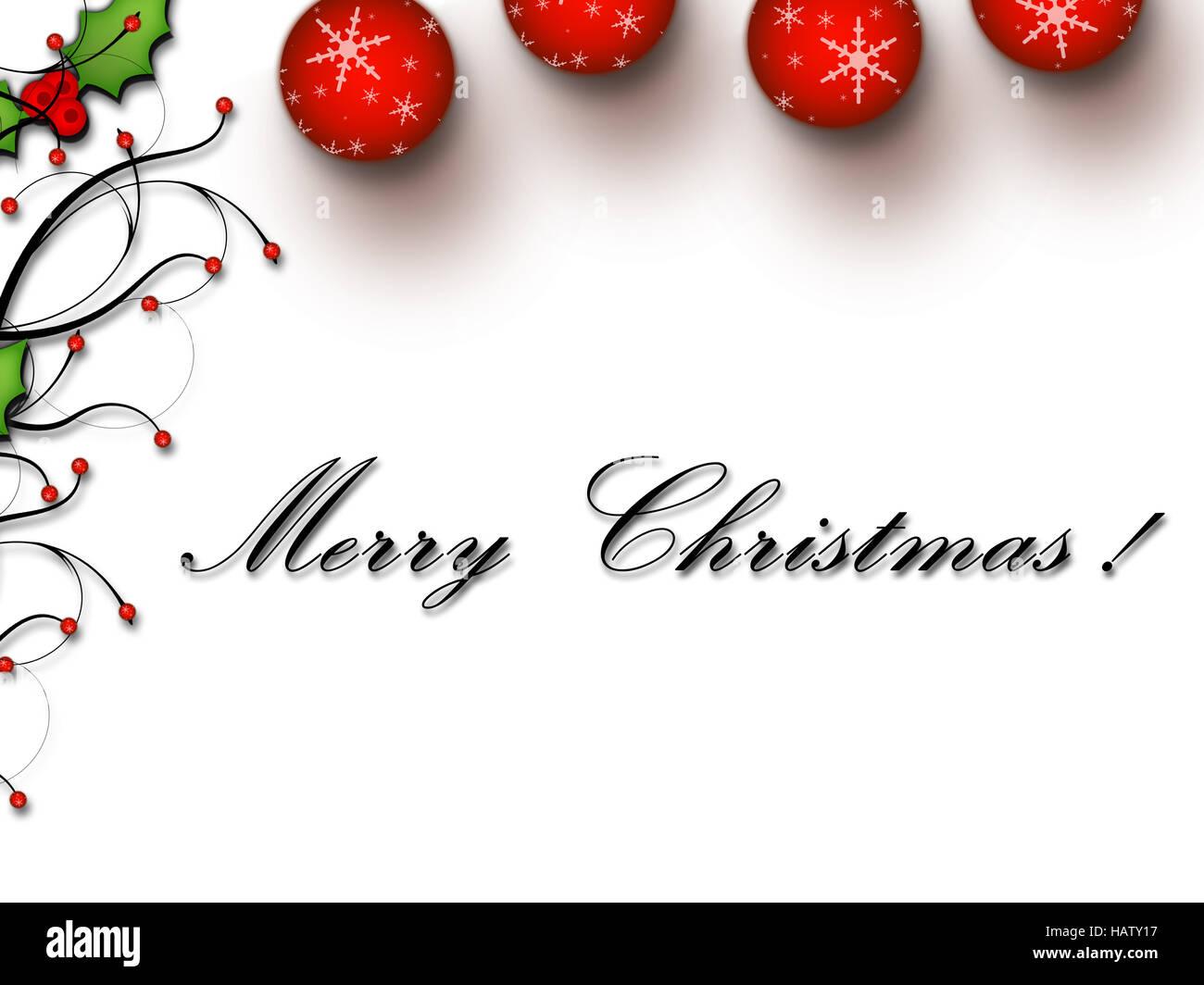 Elegante Weihnachten Englisch Stockfoto Bild 127167187 Alamy