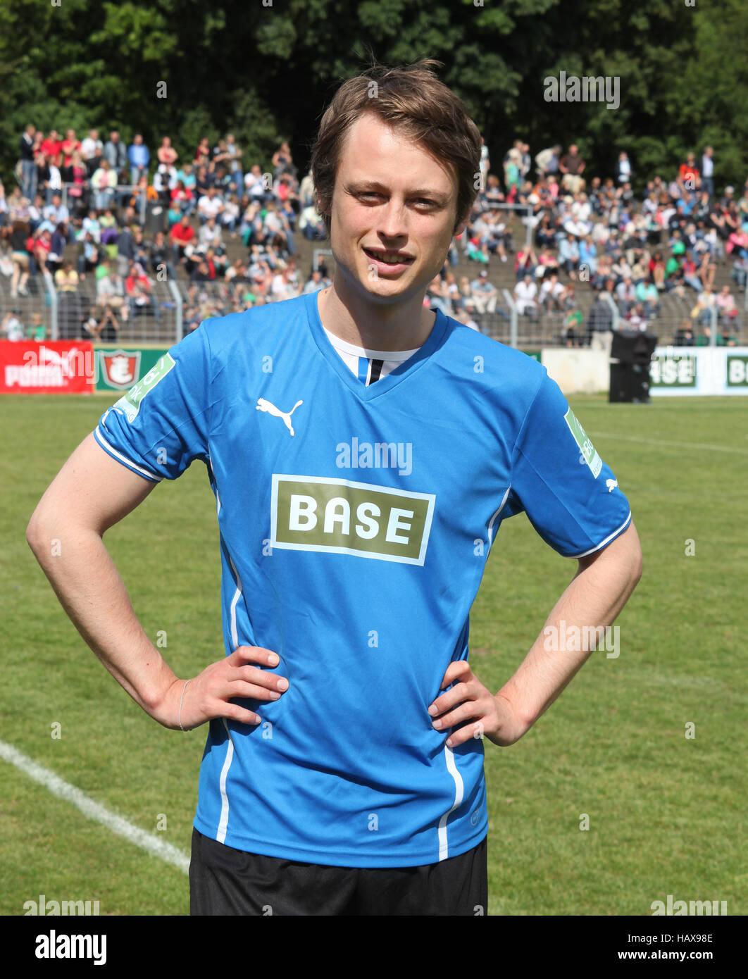Jakob Sinn (REVOLVERHELD) Stockbild