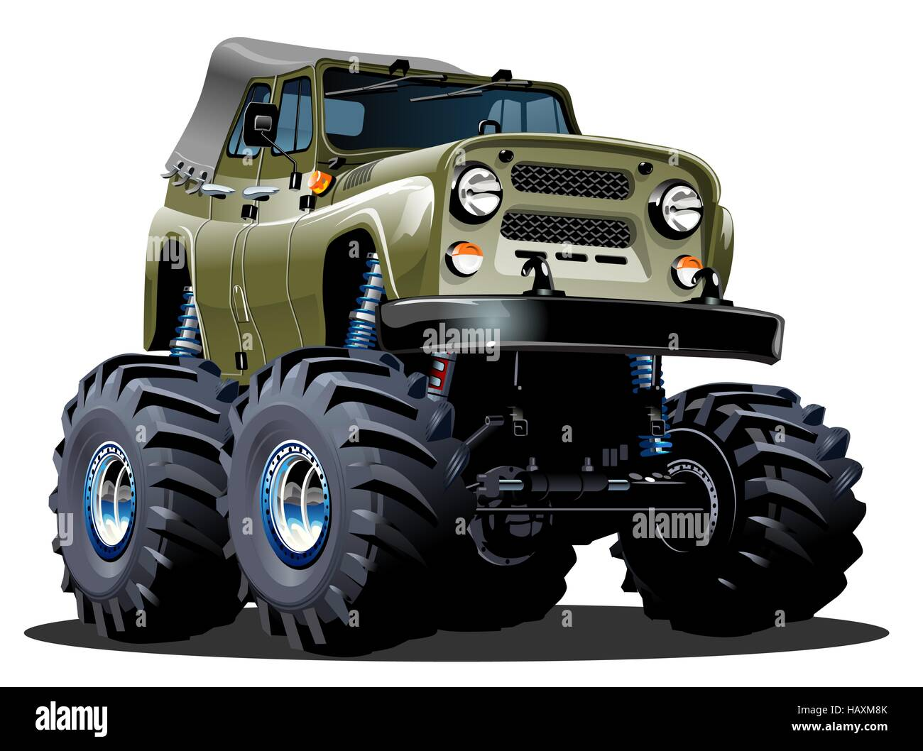 Cartoon Jeep Stockfotos & Cartoon Jeep Bilder - Seite 2 - Alamy