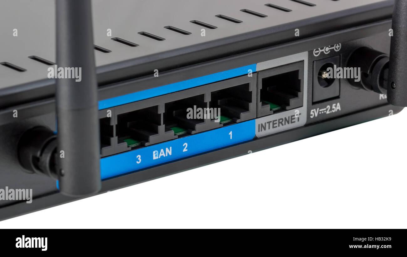 Wlan Router Stockfotos & Wlan Router Bilder - Alamy