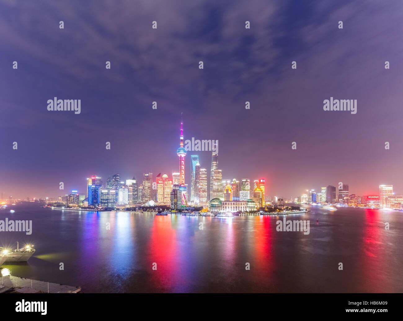 Shanghai stock exchange building stockfotos shanghai stock exchange building bilder alamy - Nasse fenster uber nacht ...