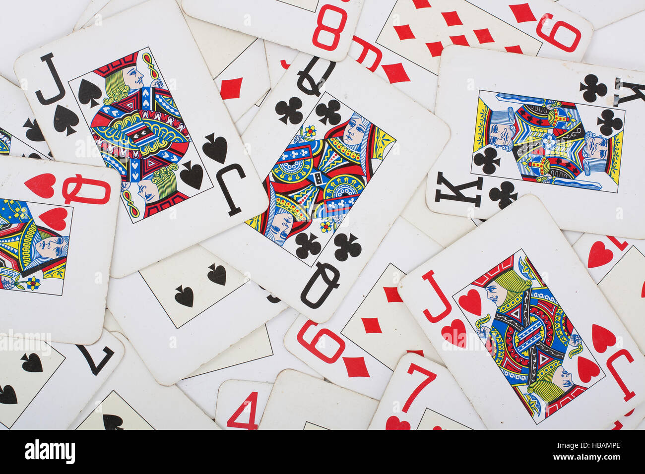 Blackjack with multiple decks