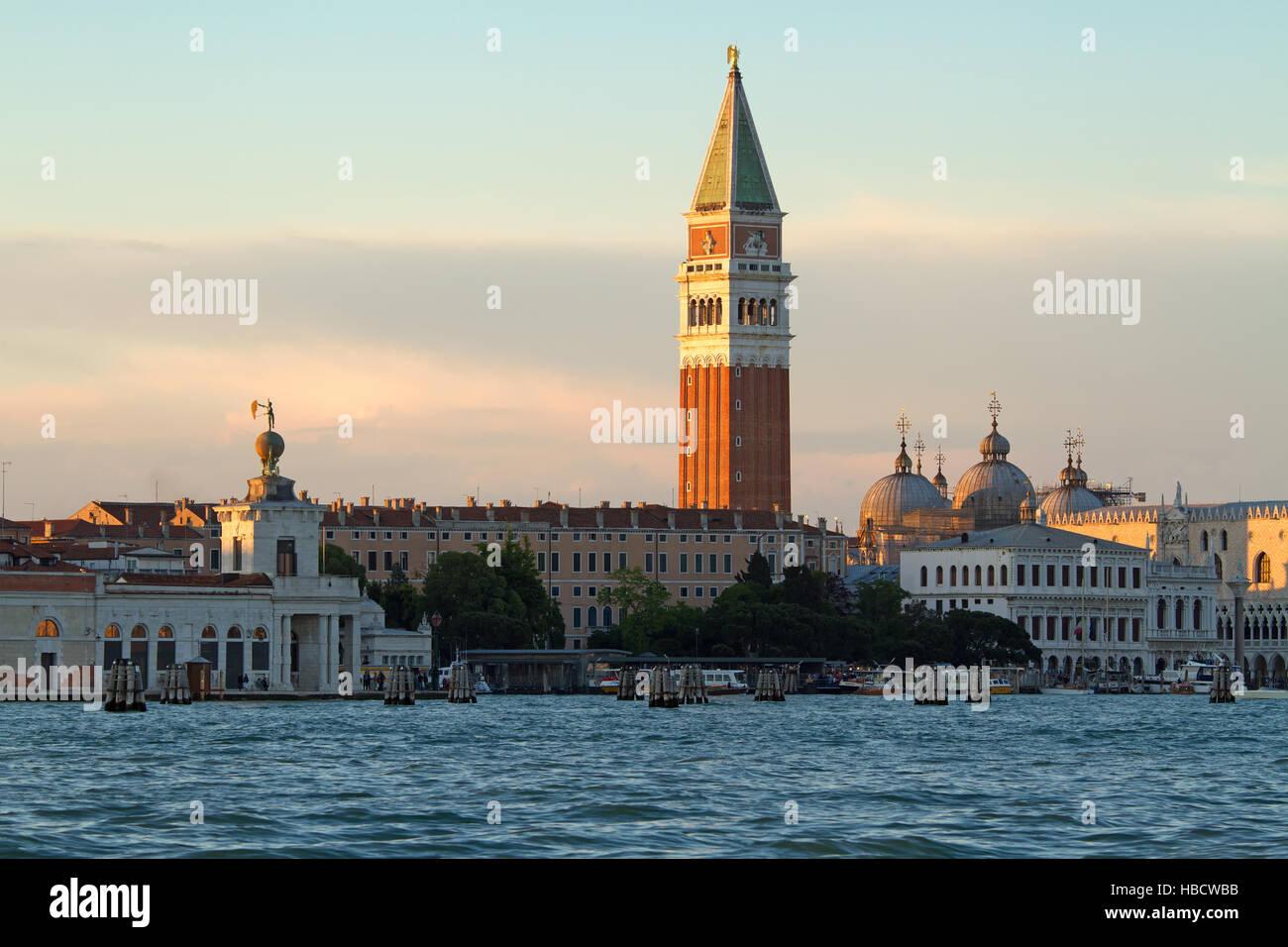 Canal Grande 010. Venedig. Italien Stockbild