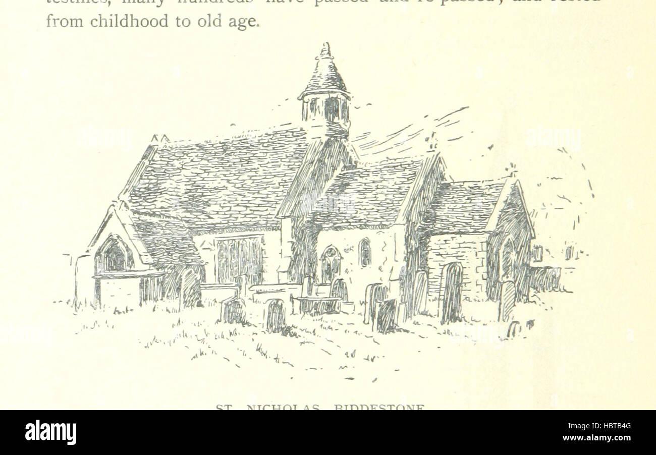 """Bild entnommen Seite 94 des """"alten Wiltshire Marktflecken und Dörfern... Illustriert von M. E. Sargent' Bild entnommen Stockfoto"""