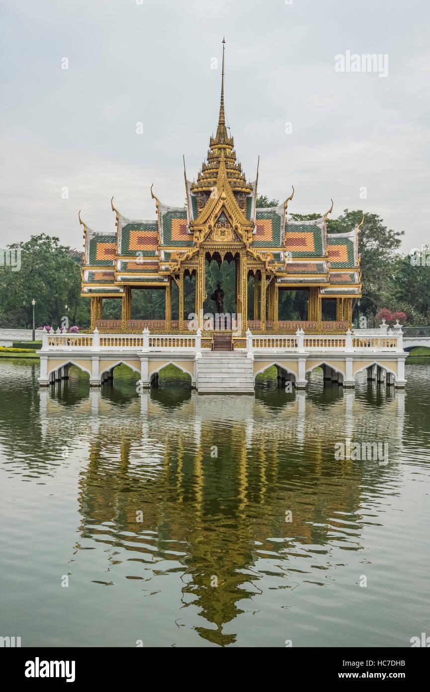 Bang Pa In Herrenhäuser Gärten, König Monkuts Pavillion