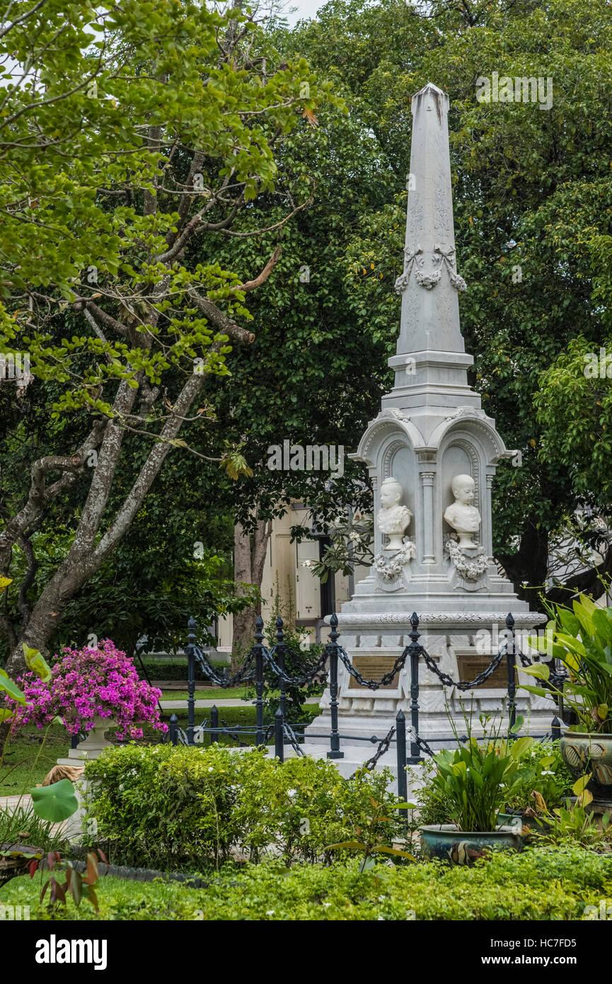 Perfect Bang Pa In Herrenhäuser Gärten, Denkmal Für König Chulalongkorn Königin