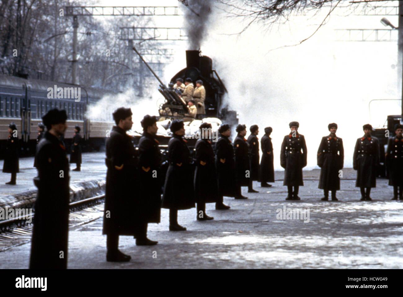 THE INNER CIRCLE, 1991, (c) Columbia Bilder/Courtesy Everett Collection Stockfoto