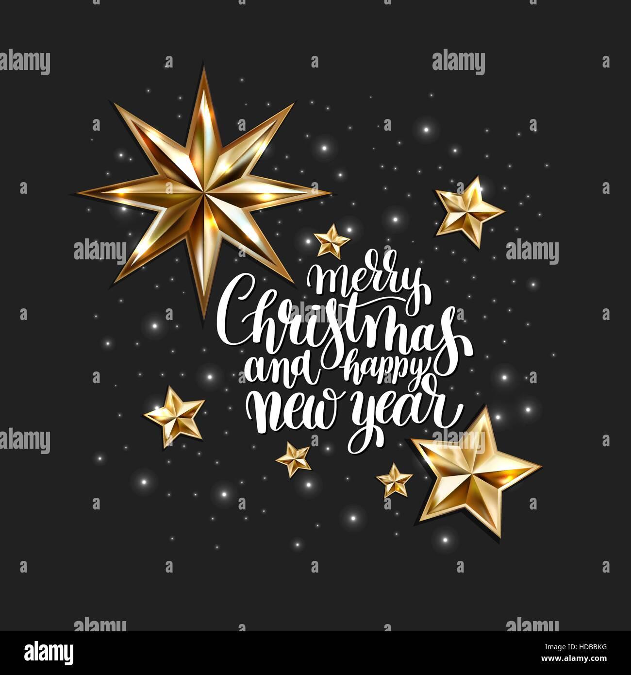 Frohe Weihnachten Schriftzug Beleuchtet.Urlaub Lichter Und Handschriftlich Schriftzug Frohe Weihnachten