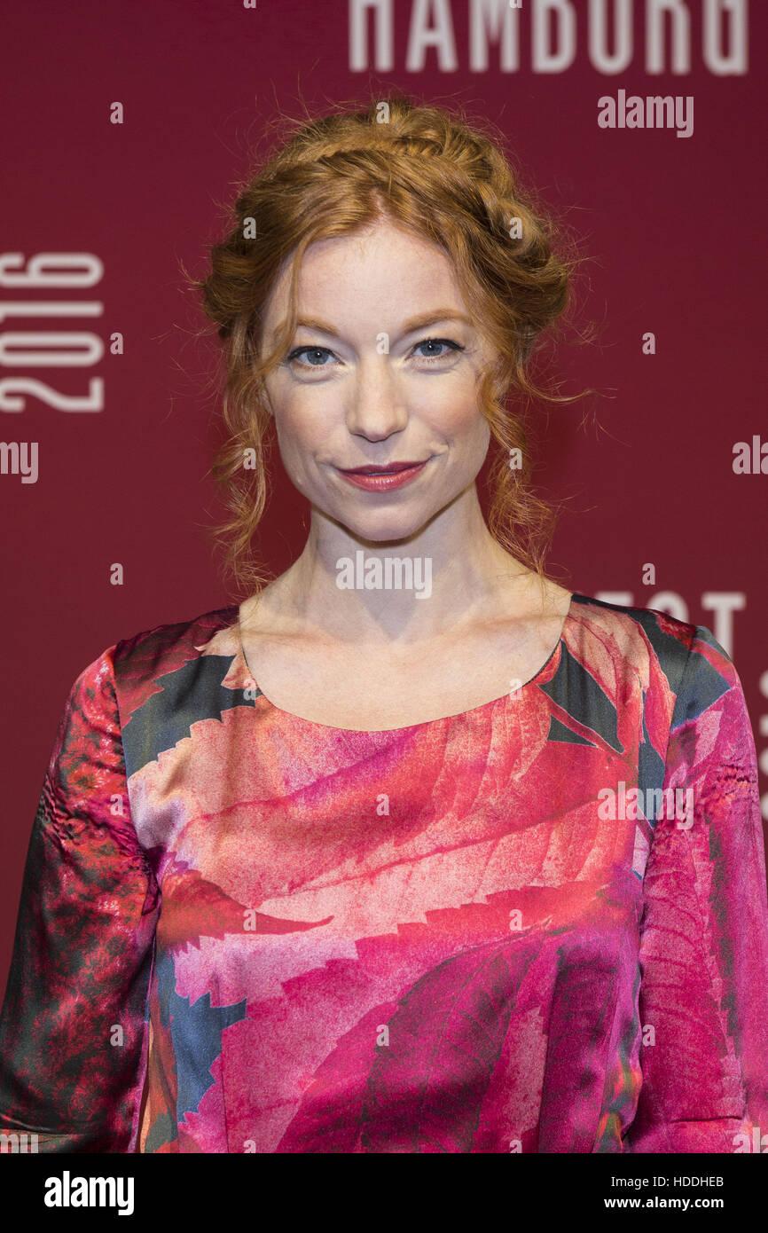 """Hamburger Filmfest premiere des Films """"Sanft Schlaeft der Tod"""" im Cinemaxx-Kino mit: Marleen Lohse wo: Hamburg, Stockfoto"""