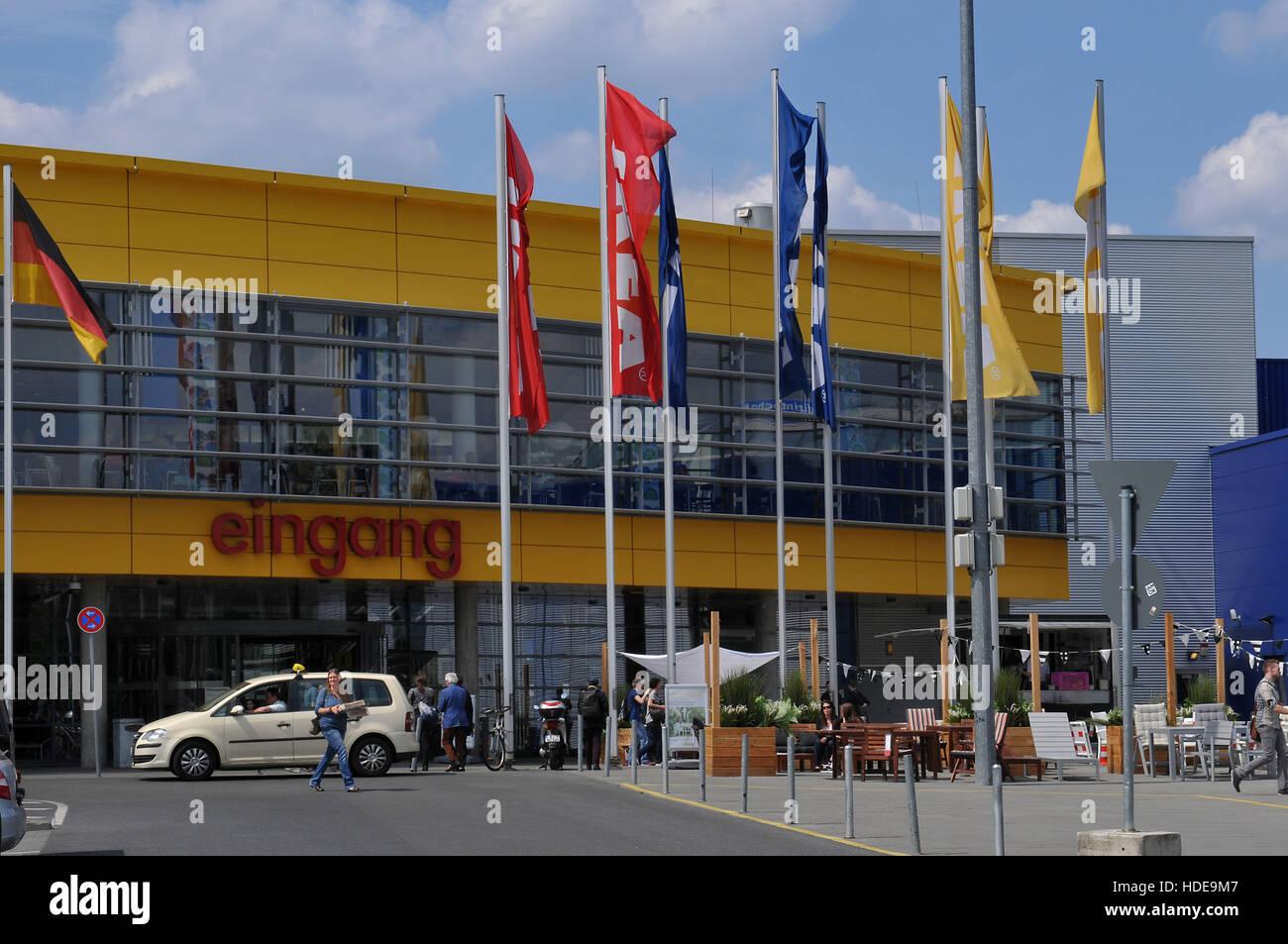 Schön Baumarkt Berlin Schöneberg Das Beste Von Ikea, Sachsendamm, Schöneberg, Berlin, Deutschland