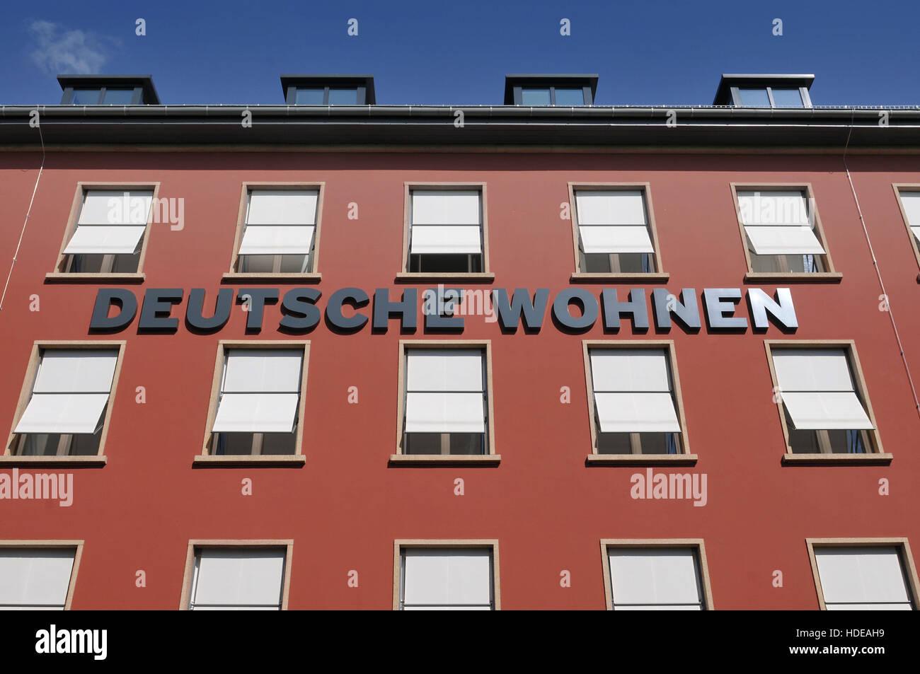 Deutsche Wohnen Gruppe Mecklenburgische Strasse Wilmersdorf