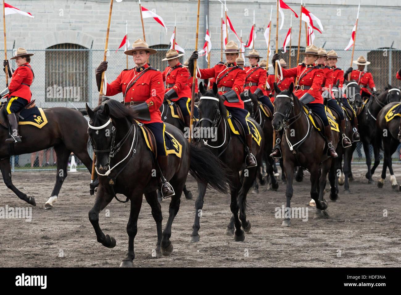 Kanada Polizei