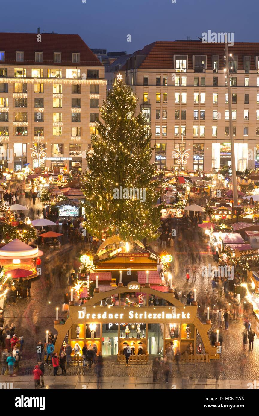 weihnachtsmarkt dresden 2016