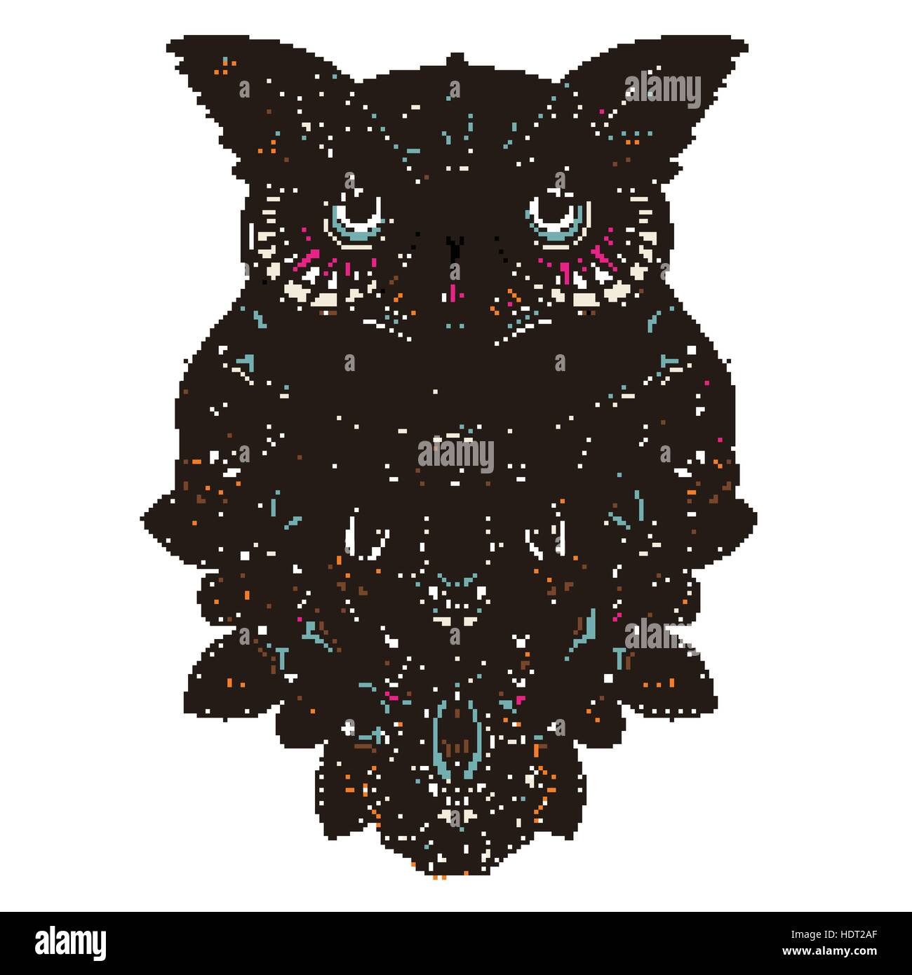 Owl Tattoo Stockfotos & Owl Tattoo Bilder - Seite 3 - Alamy