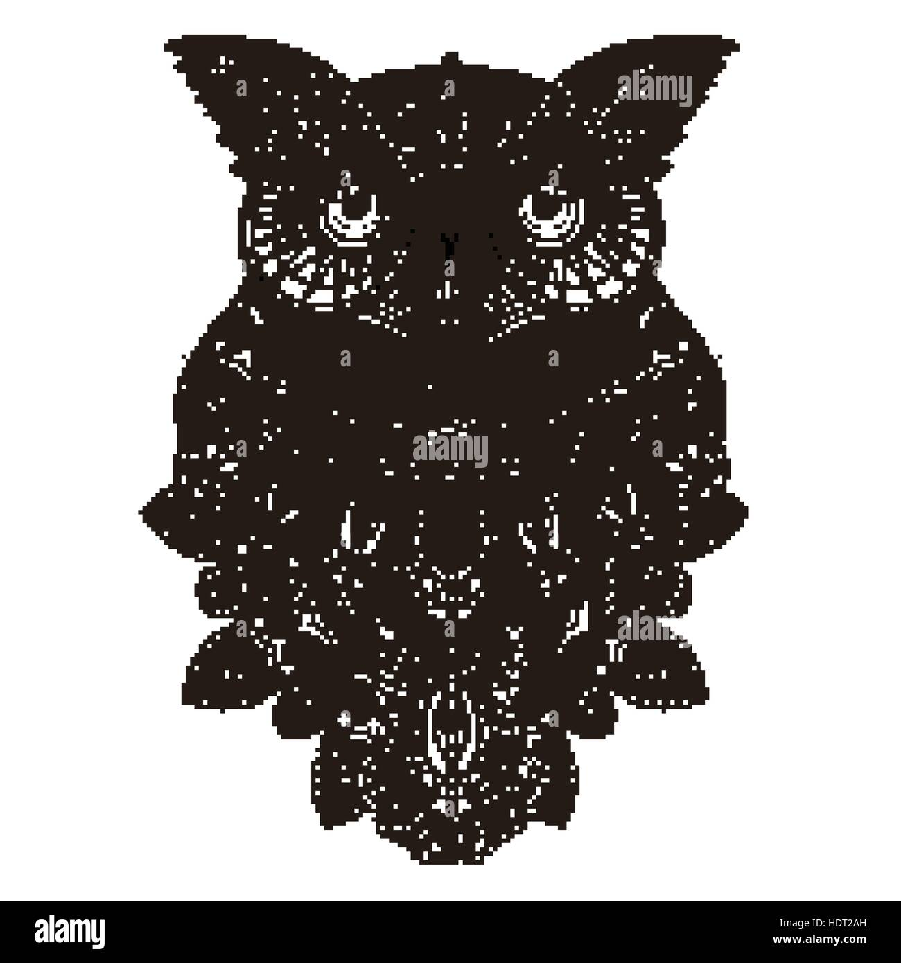 Owl Tattoo Stockfotos & Owl Tattoo Bilder - Seite 3 - Alamy