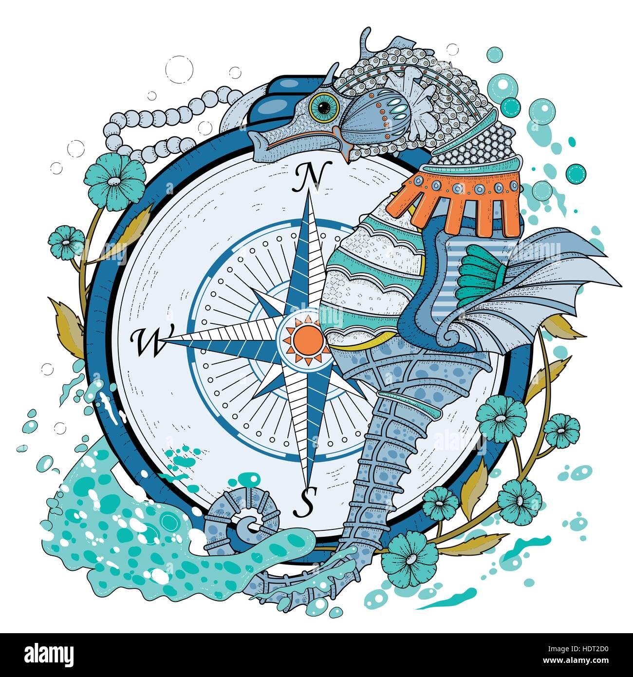 Seahorse Abstract Stockfotos & Seahorse Abstract Bilder - Seite 2 ...