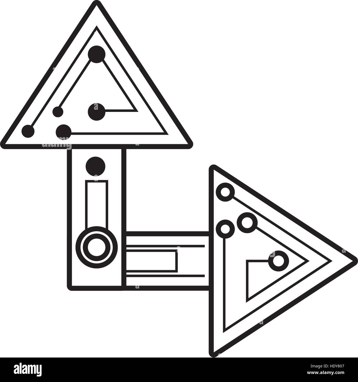 Gemütlich Symbol Der Elektronischen Schaltung Bilder - Elektrische ...
