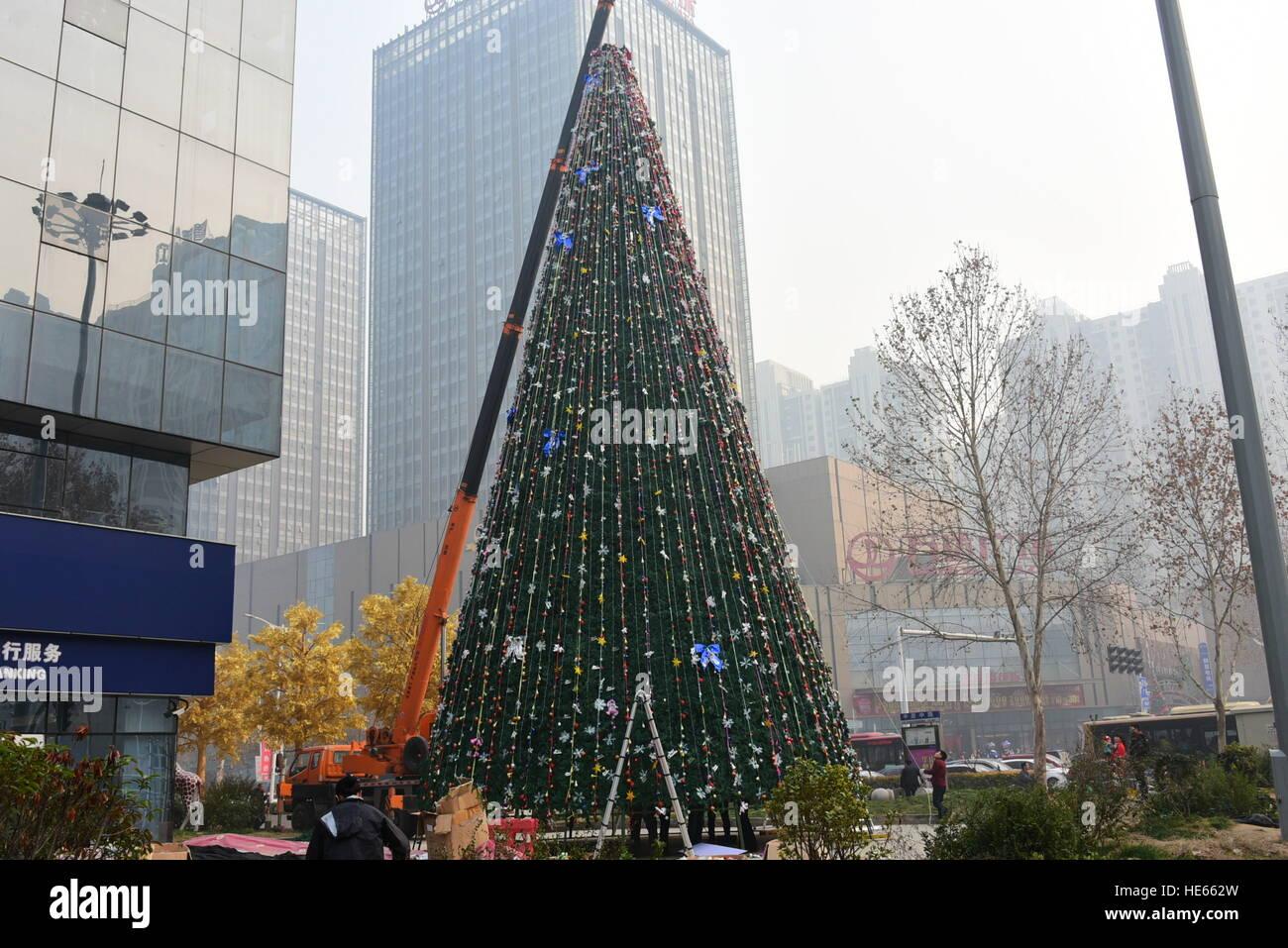 Zhengzhou Zhengzhou China 18th Dec Stockfotos & Zhengzhou ...