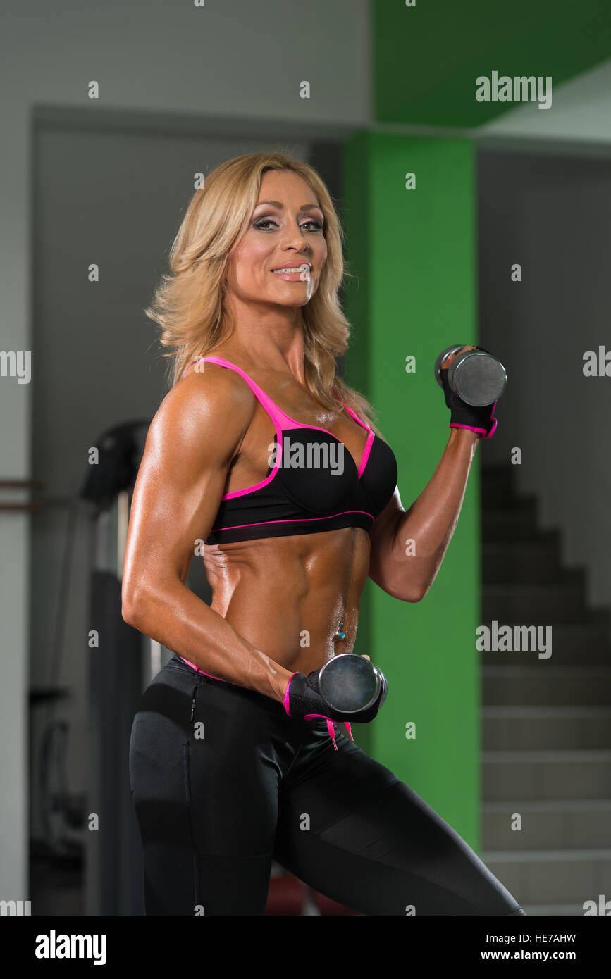 reife fitness modell