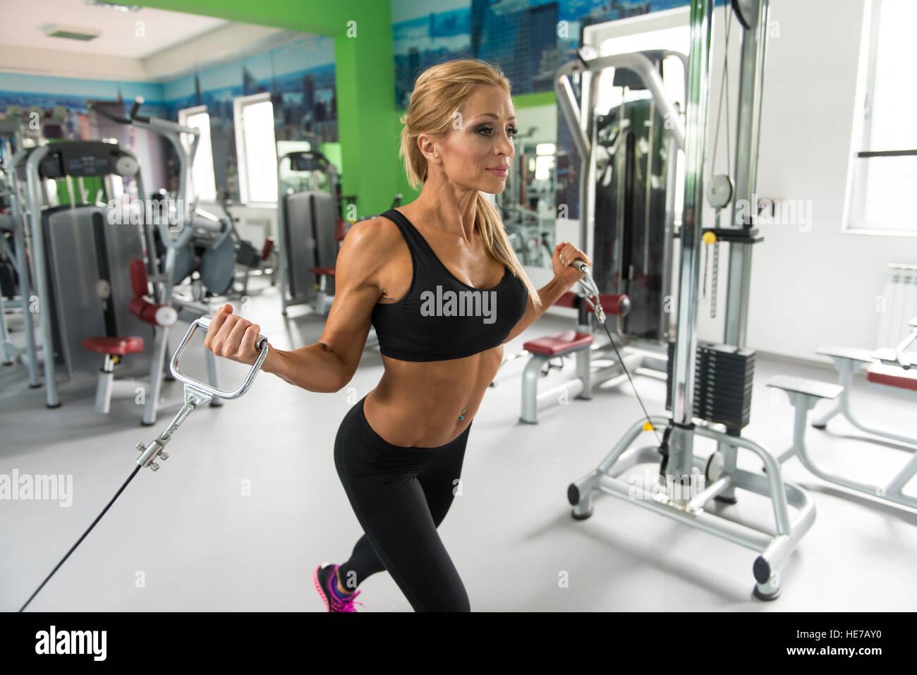 Bodybuilding Reife Frauen