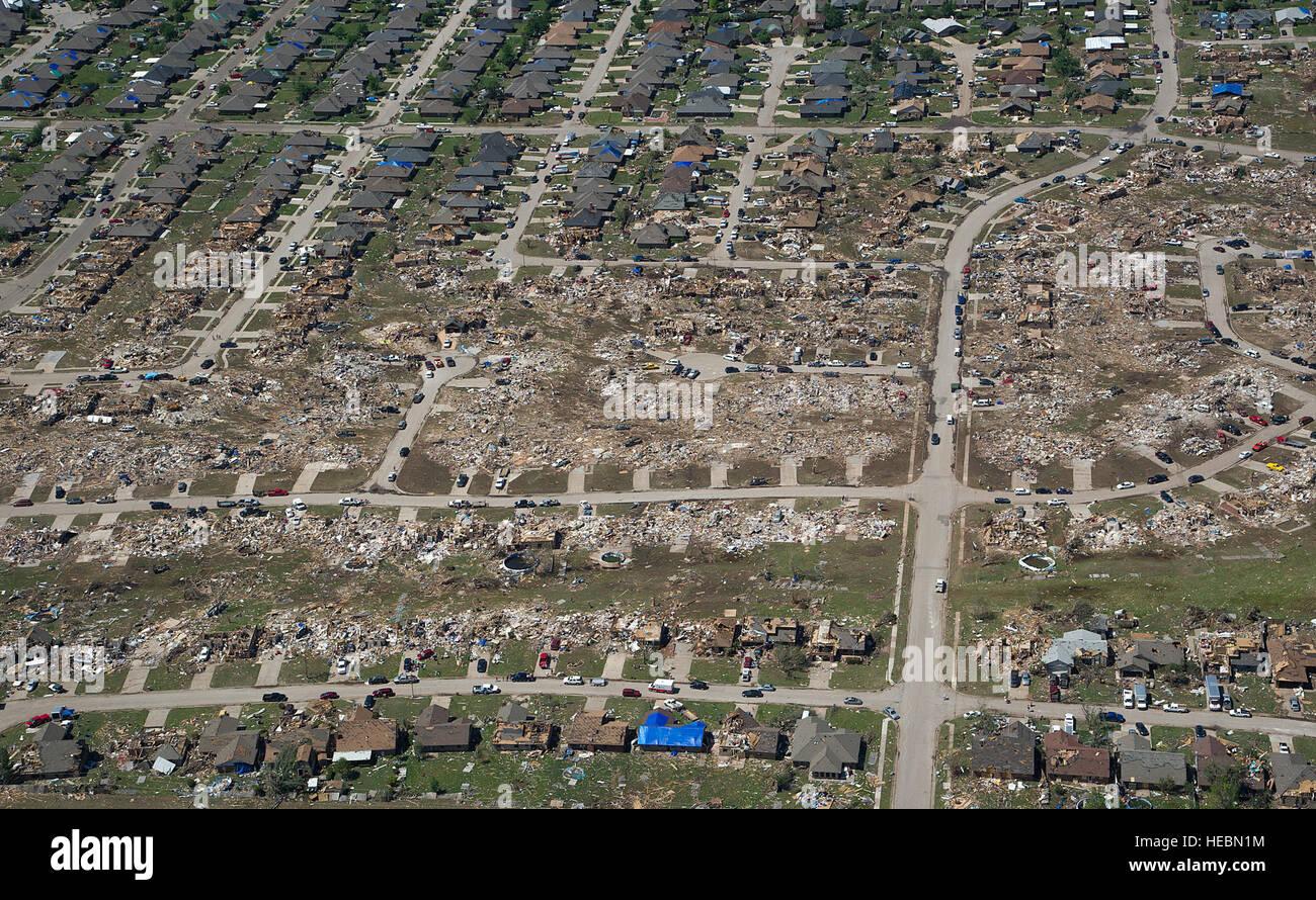Ostseite Oklahoma Stadt