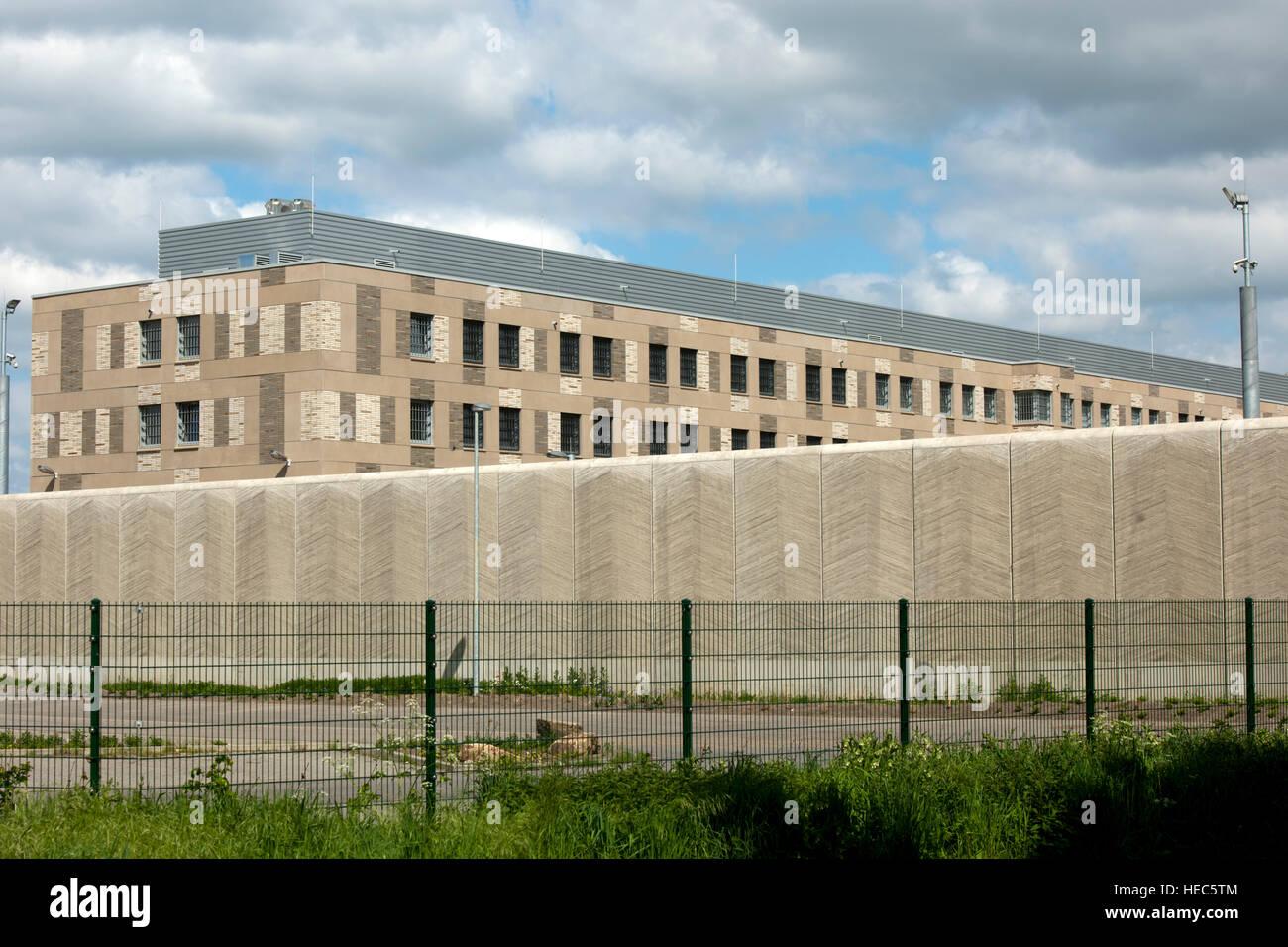 Justizvollzugsanstalt Saarbrücken