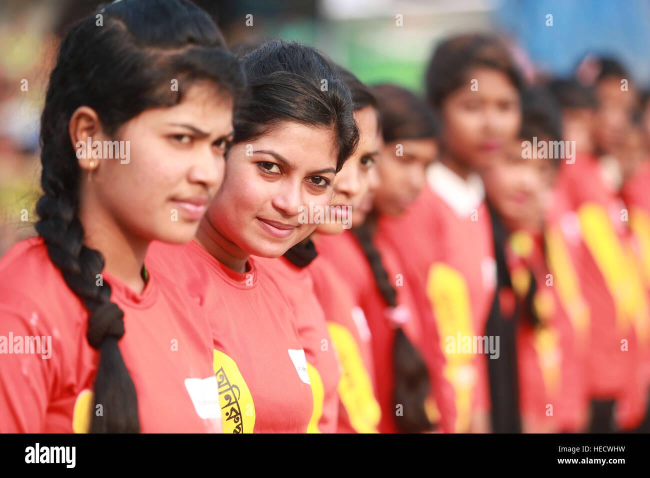 Bangladeshi Mädchen Nummer