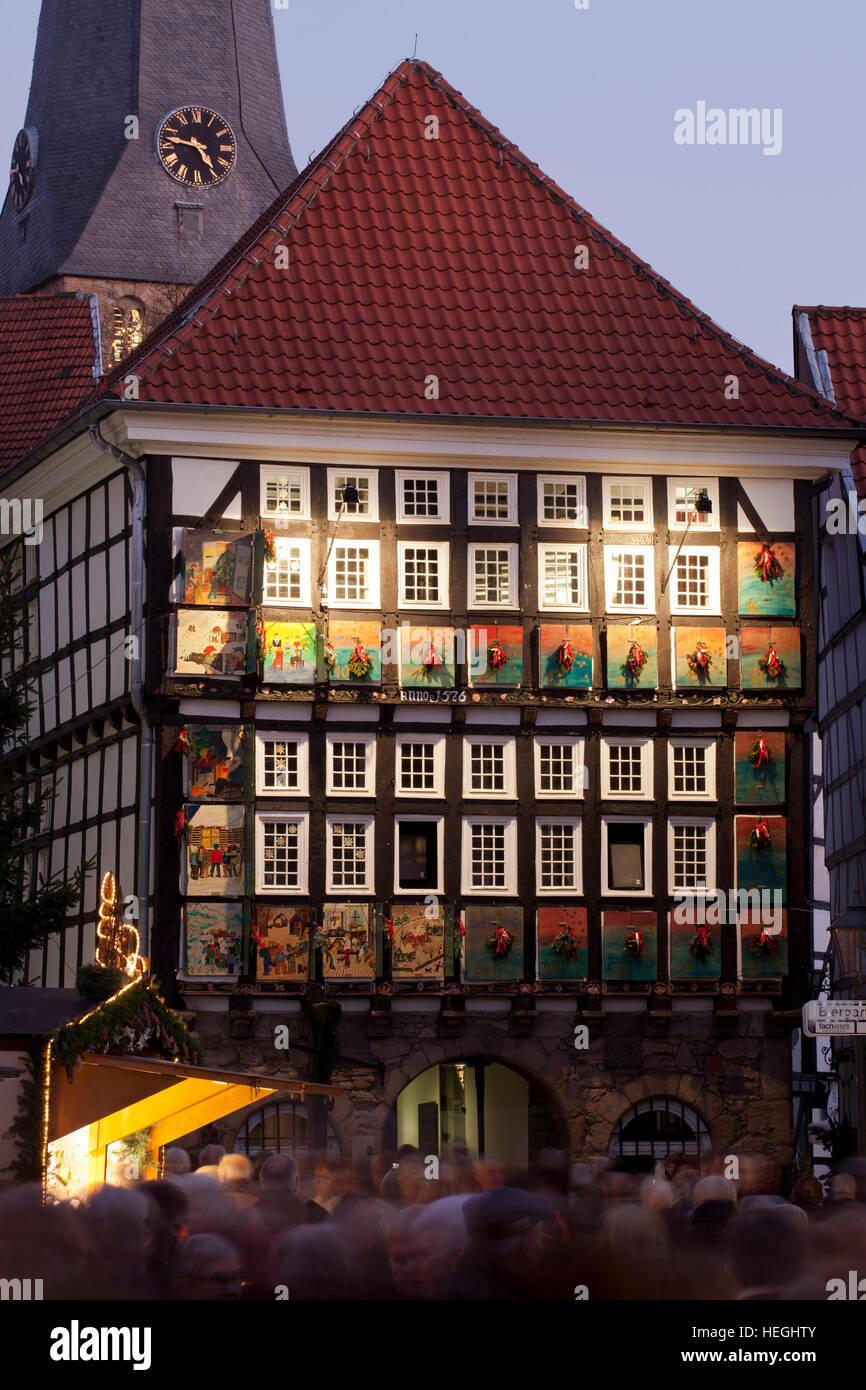 Fenster Hattingen deutschland hattingen vom 1 dezember 24 fenster des alten