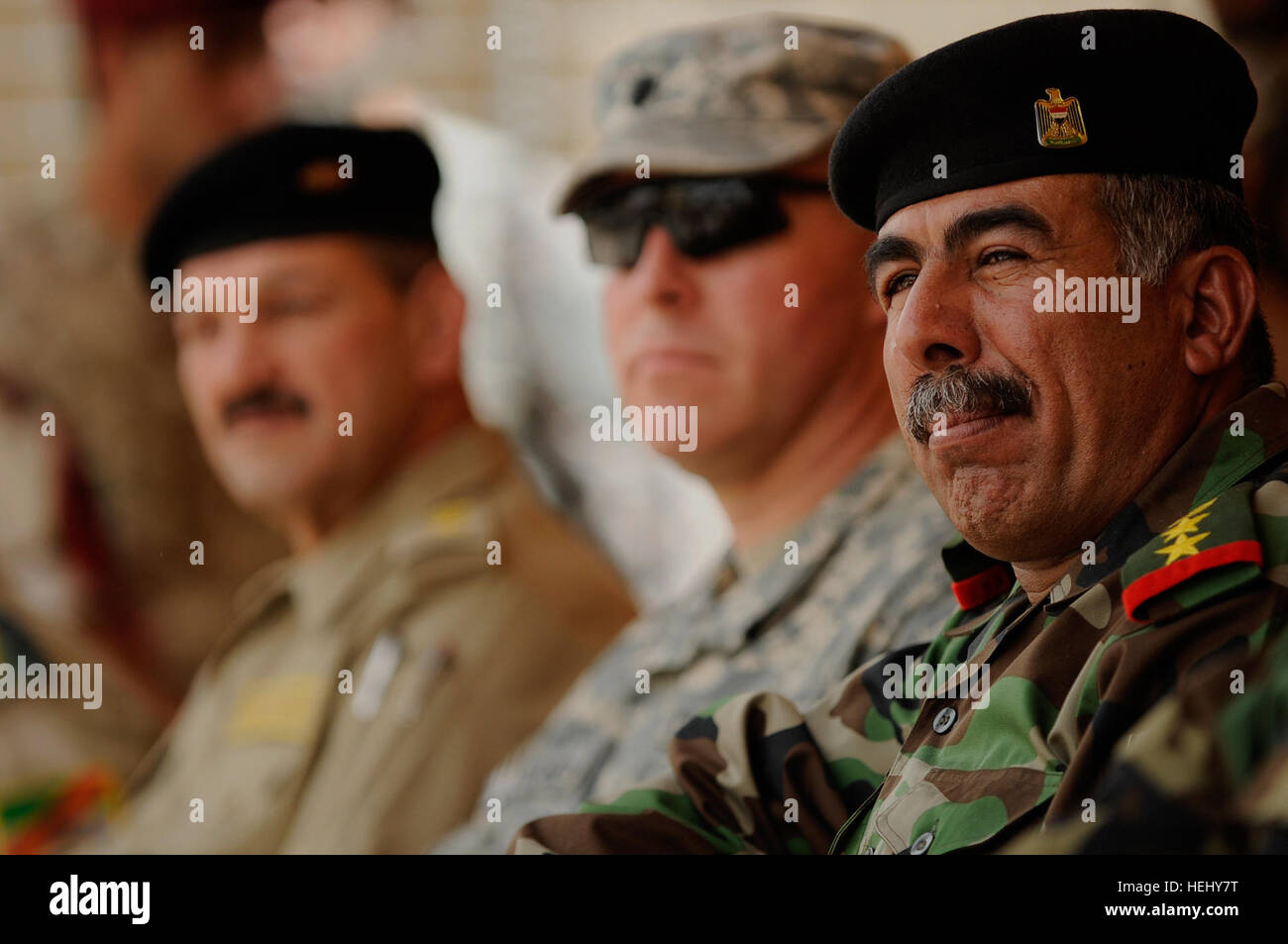 2nd Iraqi Army Division Stockfotos & 2nd Iraqi Army Division Bilder ...