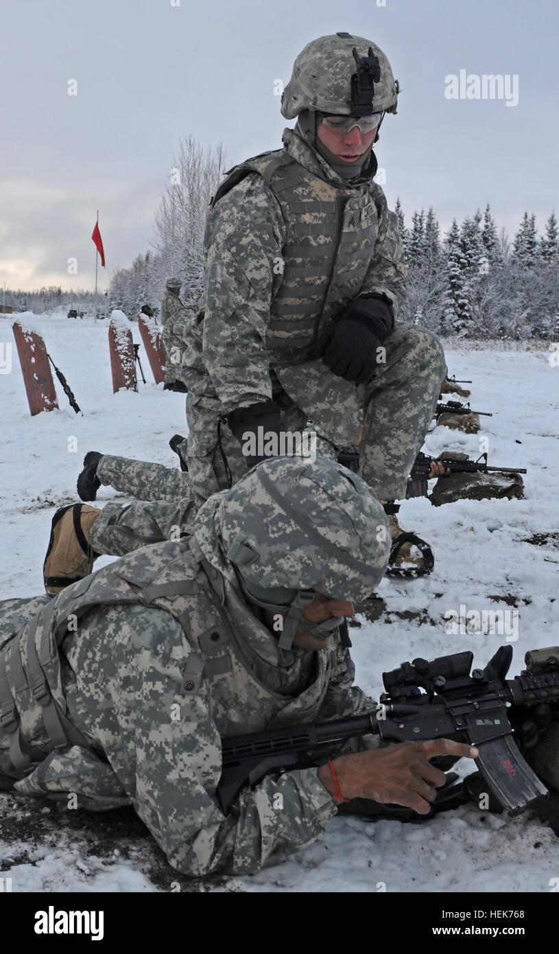 wie man ein Soldat ist
