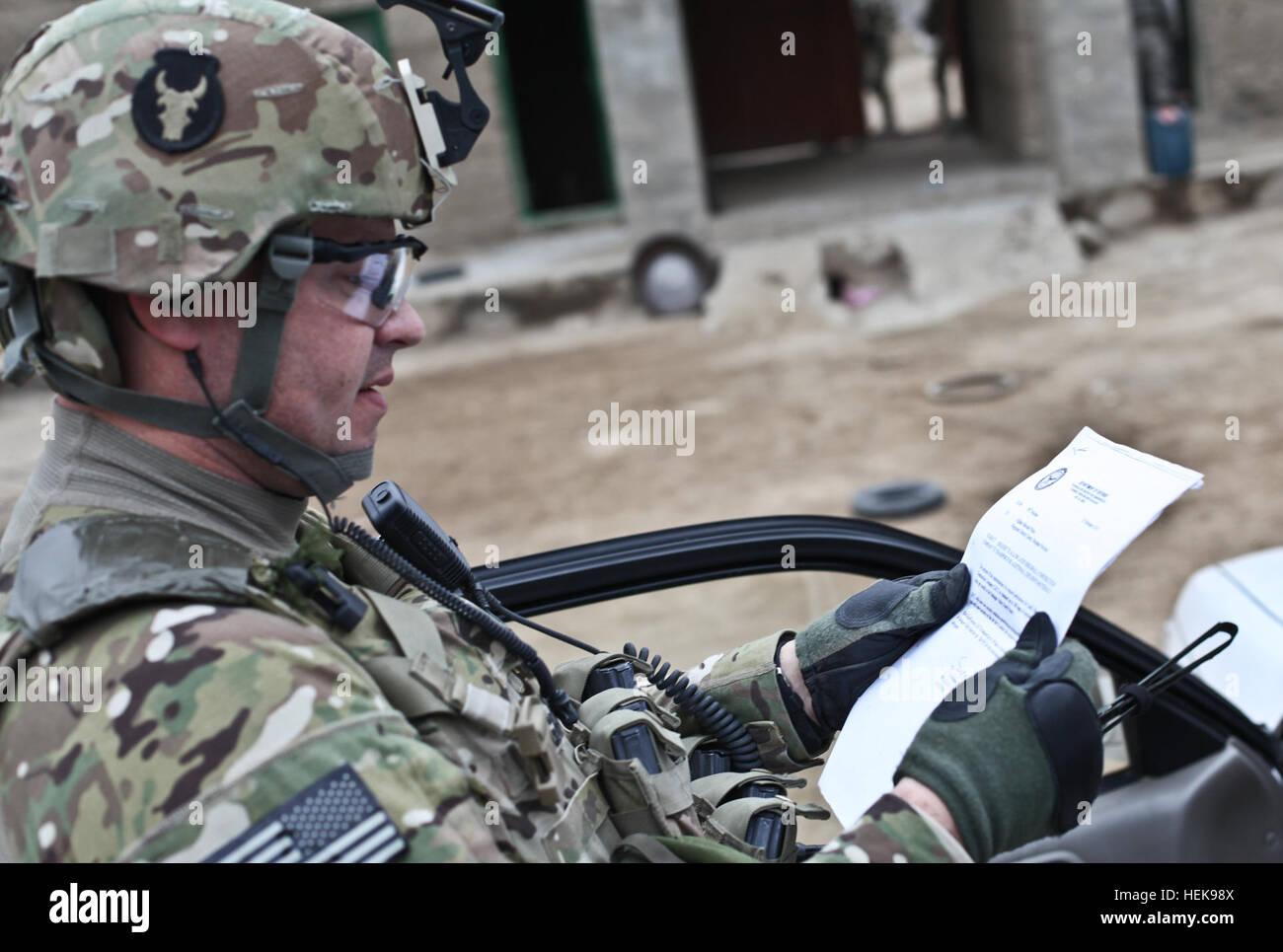Provinz LAGHMAN, Afghanistan - US Armee Generalmajor //first Name ...