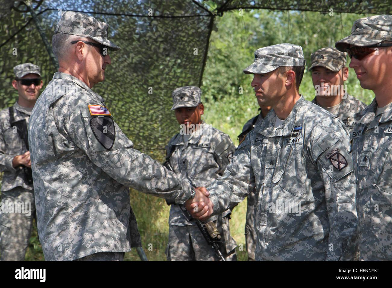 Uns Armee Datum gegründet
