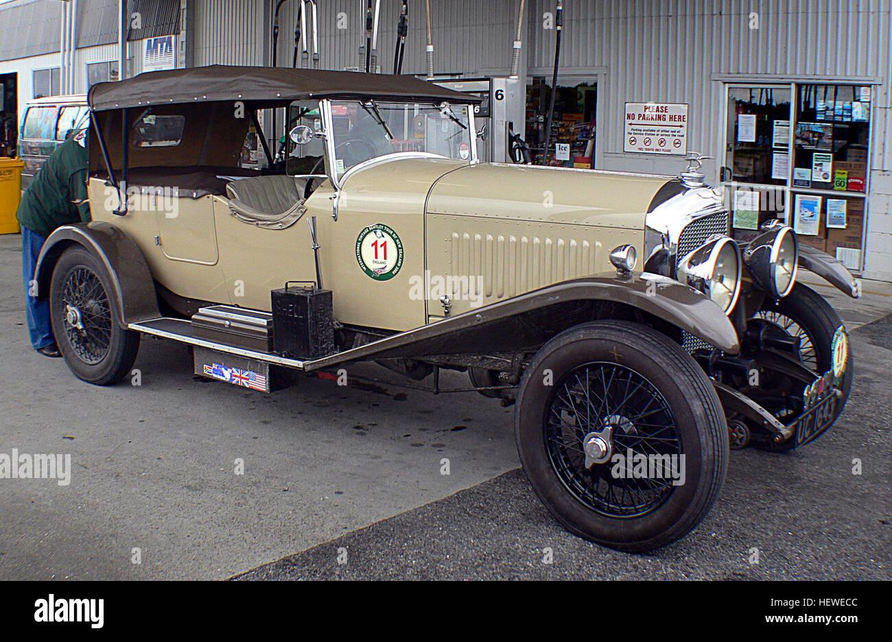 Ication (,), 1928 4,5 Ltr Bentley, Bridge-Kamera, britische Oldtimer ...