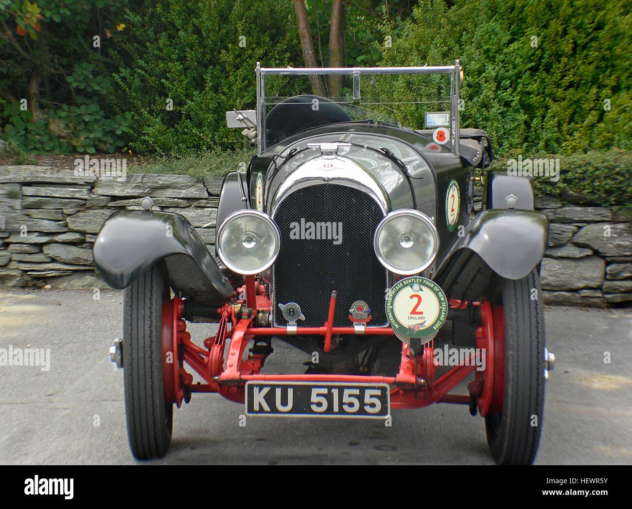 Ication (,,), 1924 3.0 Ltr Bentley, Bridge-Kamera, britische ...