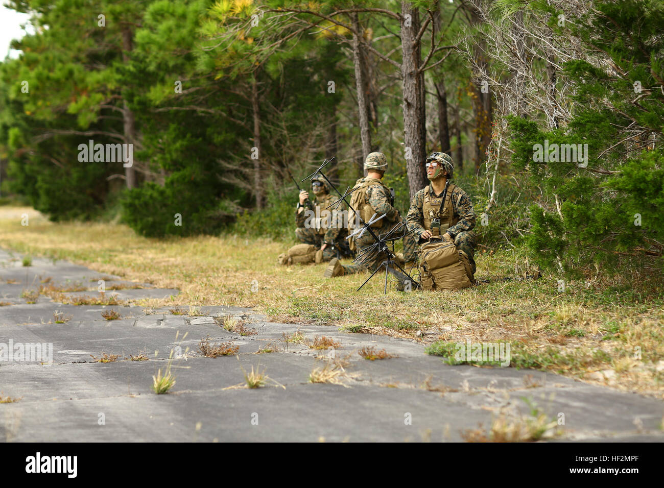 6th Communication Battalion Stockfotos & 6th Communication Battalion ...