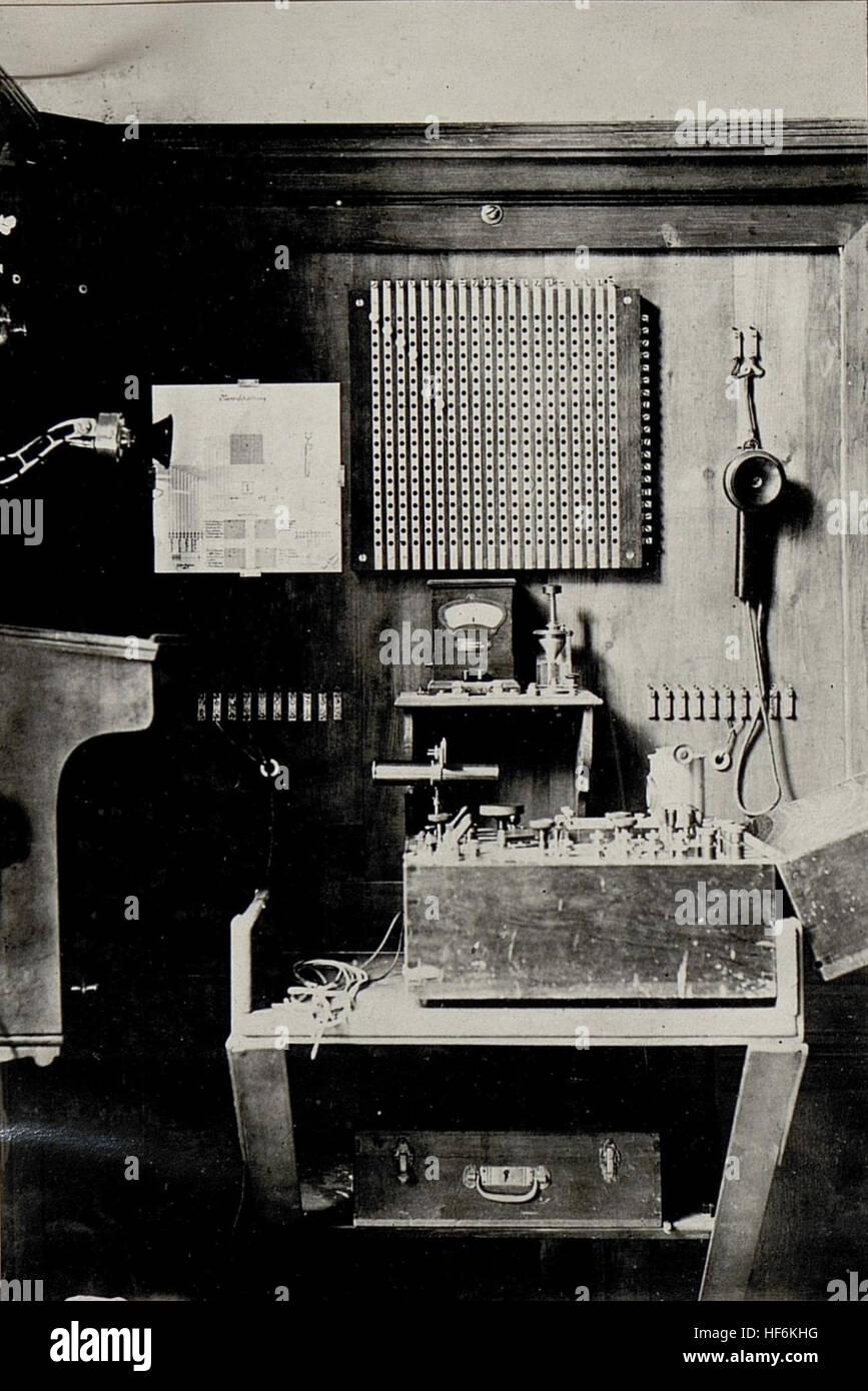 Kabel-Mess-Schaltung Trient 15626264) Stockbild