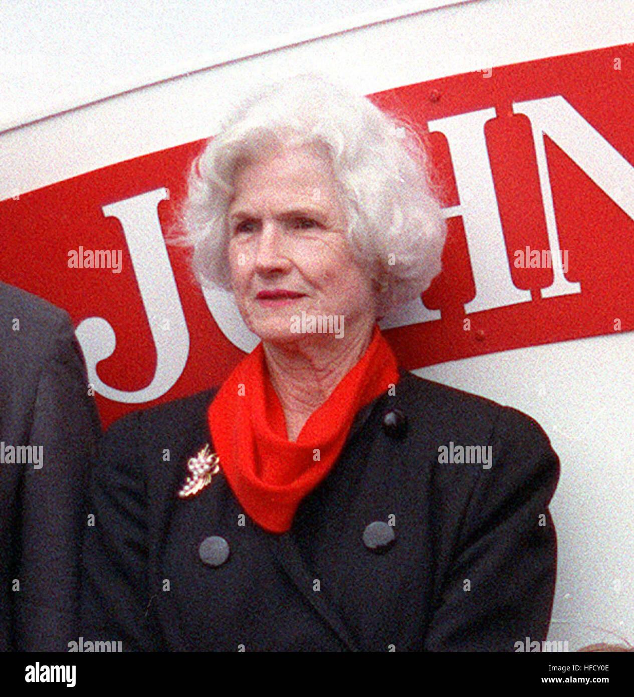 Cindy Mccain And Meghan Mccain Stockfotos & Cindy Mccain